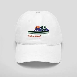 Keep on Hiking Cap