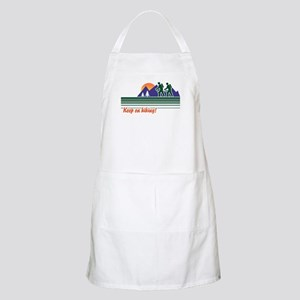 Keep on Hiking BBQ Apron