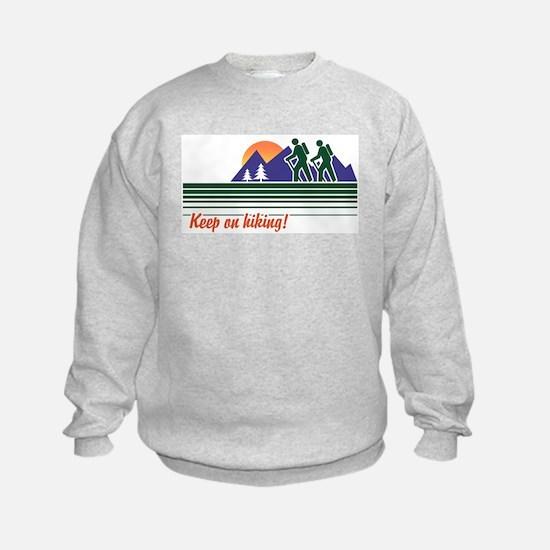 Keep on Hiking Sweatshirt