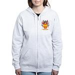Bretaud Women's Zip Hoodie