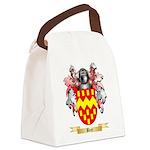 Bret Canvas Lunch Bag
