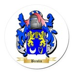 Breslin Round Car Magnet