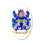 Breslin 20x12 Oval Wall Decal