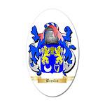 Breslin 35x21 Oval Wall Decal
