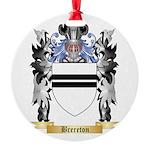 Brereton Round Ornament