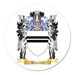 Brereton Round Car Magnet