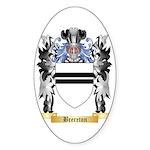 Brereton Sticker (Oval 10 pk)