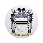 Brereton Ornament (Round)