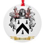 Brenock Round Ornament
