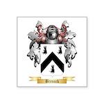 Brenock Square Sticker 3