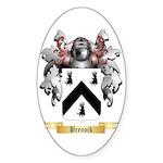Brenock Sticker (Oval 10 pk)