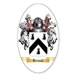 Brenock Sticker (Oval 50 pk)