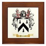 Brenock Framed Tile