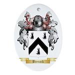 Brenock Ornament (Oval)