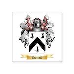 Brennock Square Sticker 3