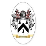 Brennock Sticker (Oval 10 pk)