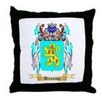 Brenning Throw Pillow