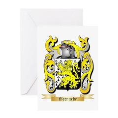Brenneke Greeting Card