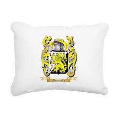 Brenneke Rectangular Canvas Pillow