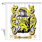 Brenneke Shower Curtain