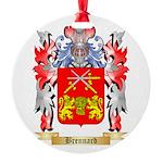 Brennard Round Ornament