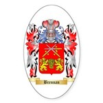 Brennan Sticker (Oval 50 pk)