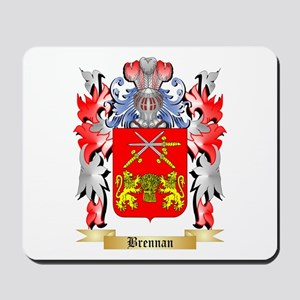 Brennan Mousepad