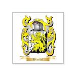 Brendel Square Sticker 3