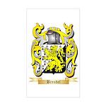 Brendel Sticker (Rectangle)