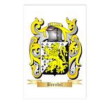 Brendel Postcards (Package of 8)