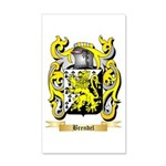 Brendel 20x12 Wall Decal