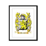 Brendel Framed Panel Print