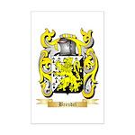 Brendel Mini Poster Print