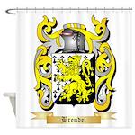 Brendel Shower Curtain