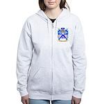 Bremner Women's Zip Hoodie