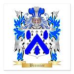 Bremner Square Car Magnet 3