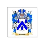 Bremner Square Sticker 3