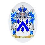 Bremner Ornament (Oval)