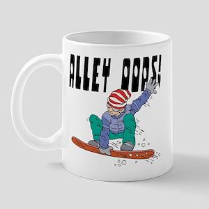 Alley Oops! Mug