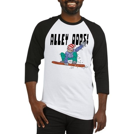 Alley Oops! Baseball Jersey