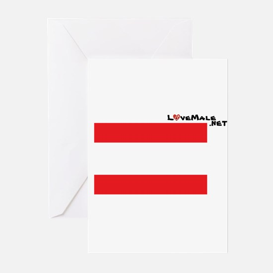 Equal Greeting Cards (Pk of 10)