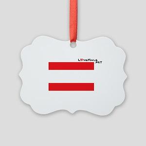 Equal Ornament