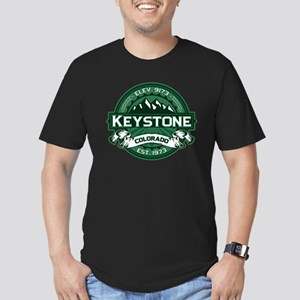 Keystone Forest Men's Fitted T-Shirt (dark)