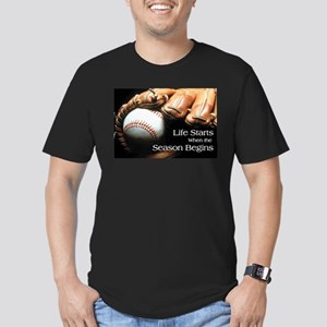 Life Starts when the Season Begins T-Shirt