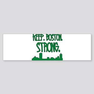 Keep Boston Strong Bumper Sticker
