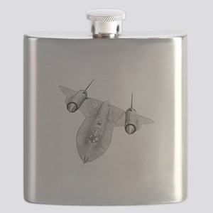 SR-71 Blackbird Flask