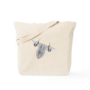 85f4a72dcf38 Sr 71 Blackbird Bags - CafePress