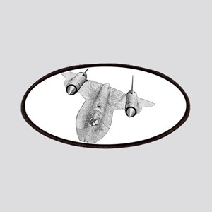 SR-71 Blackbird Patches