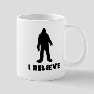 I Believe in Sasquatch Mug