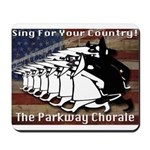 Parkway Chorale sharper Mousepad